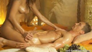 Turkish Blonde MILF Massage
